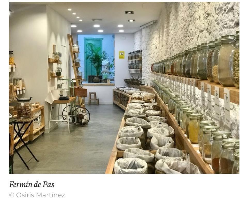 tienda a granel Oviedo Fermin de Las