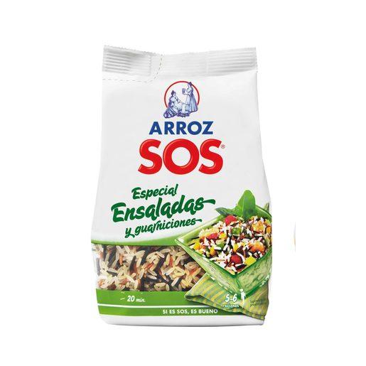 Sos arroz ensaladas