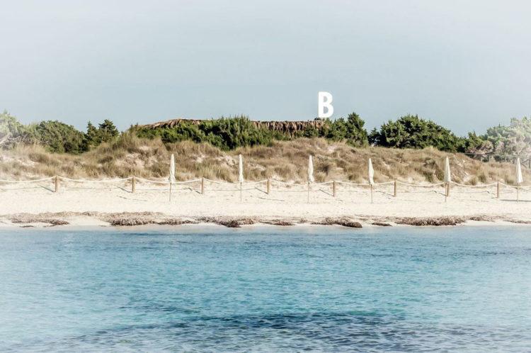 El Beso Beach, un lujo de restaurante en Formentera