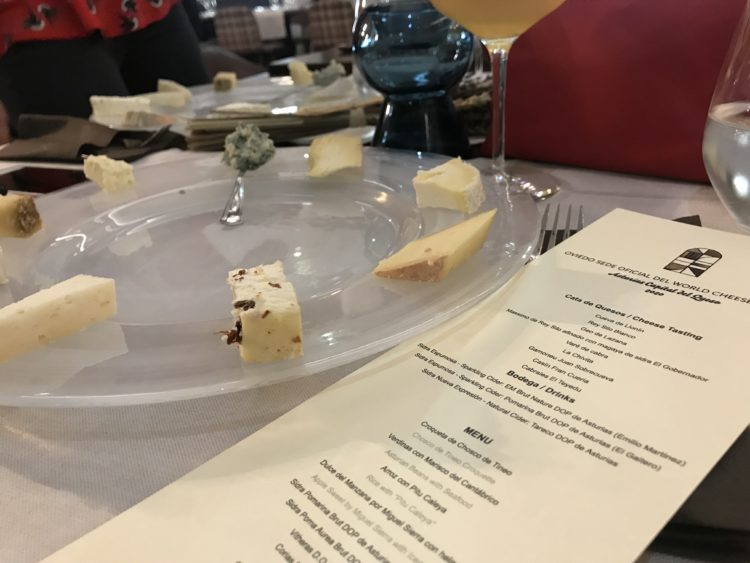 Oviedo Ciudad Candidata a los World Cheese Awards 2020