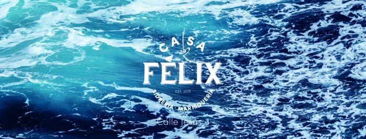 Sidrería marisquería Casa Félix, buen producto del mar